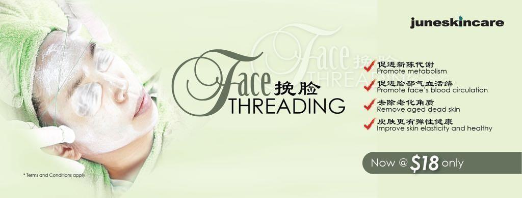 Face Threading