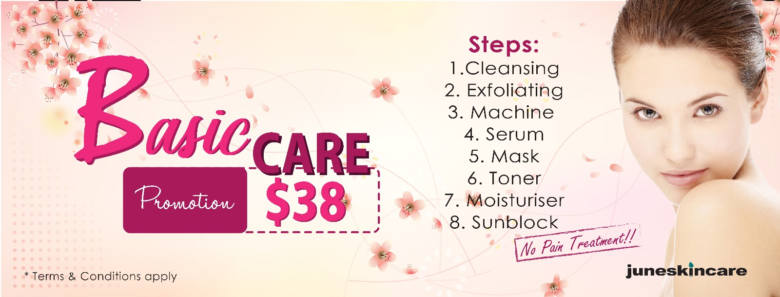 Basic Care Promotion $38
